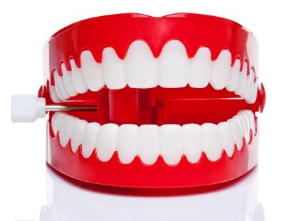 Pérdida de dientes y dentaduras postizas.