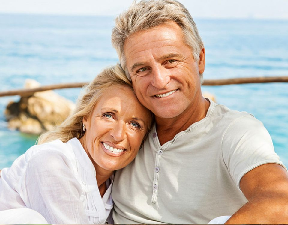 Couple Smiling, Quality of life, Dental Care