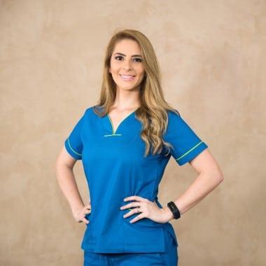 Dr. Natalie Vitola, Licensed dentist