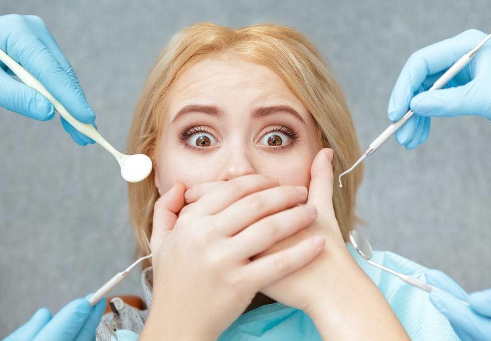 afraid of dentists